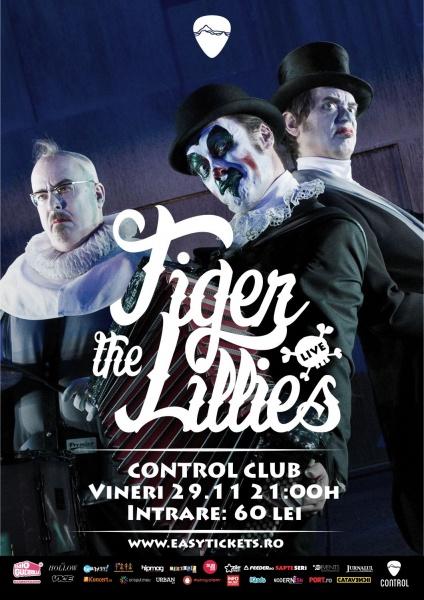 Punk & Dark Cabaret dement in Control