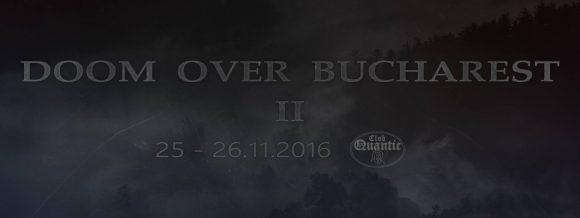 Doom Over Bucharest II