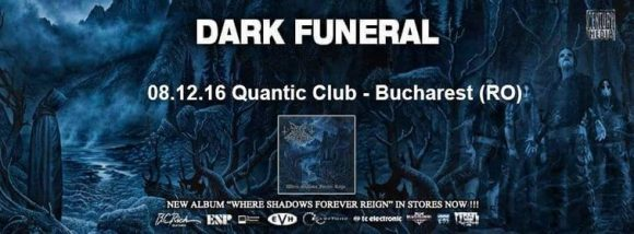 Funeralii intunecate si satanice in Quantic