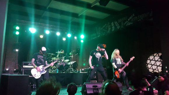 Rotten Sound @ Rockstadt Grind Fest