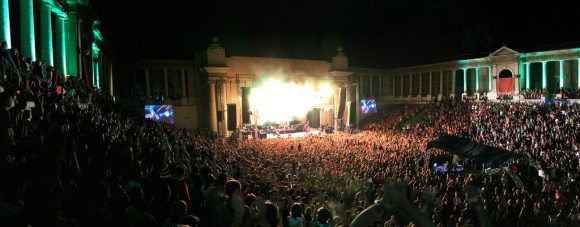 20 de ani de Placebo la Arene