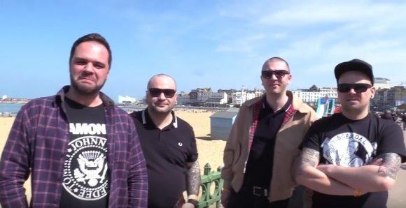 Scandal-streetpunk saluta Trei Betivi