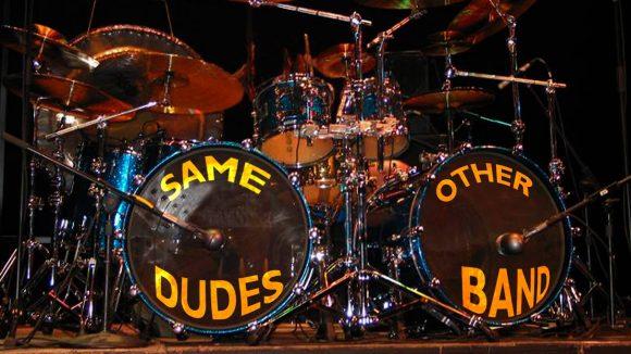 Metal Night: Same Dudes, Different Band