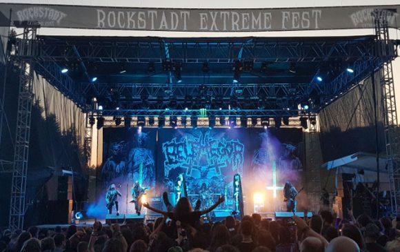 Doar un beţiv la Rockstadt Extreme Fest 2018