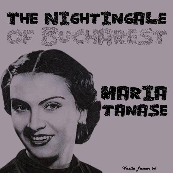 Maria Tănase – 105 ani – vinil și documentar
