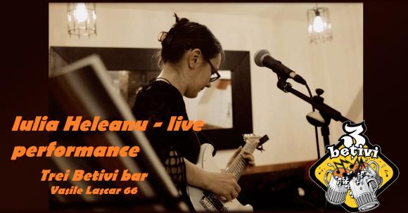 Iulia Heleanu Live