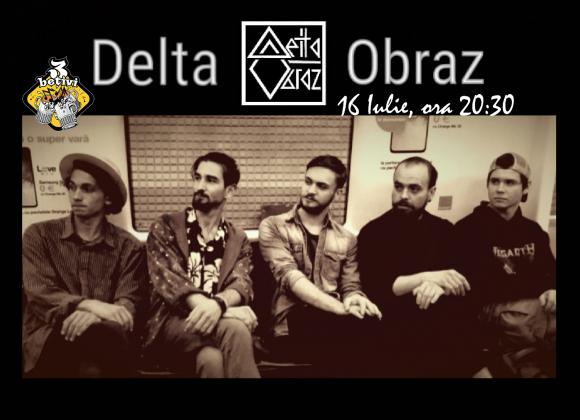 Delta pe Obraz, live session