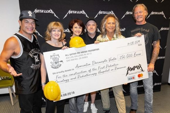 Metallica si Filantropia Comerciala