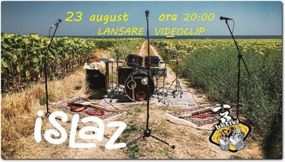 Islaz, lanseaza videoclip la Trei Betivi