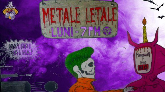 Seară de metale, Metale Letale