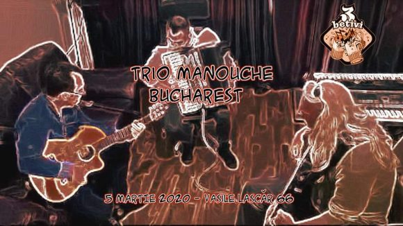 Trio Manouche Bucharest