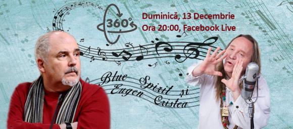 Concert Pandemic 3D la 3B cu blues și poezii de Nichita Stănescu